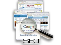 SEO (Serch Engine Optimization)